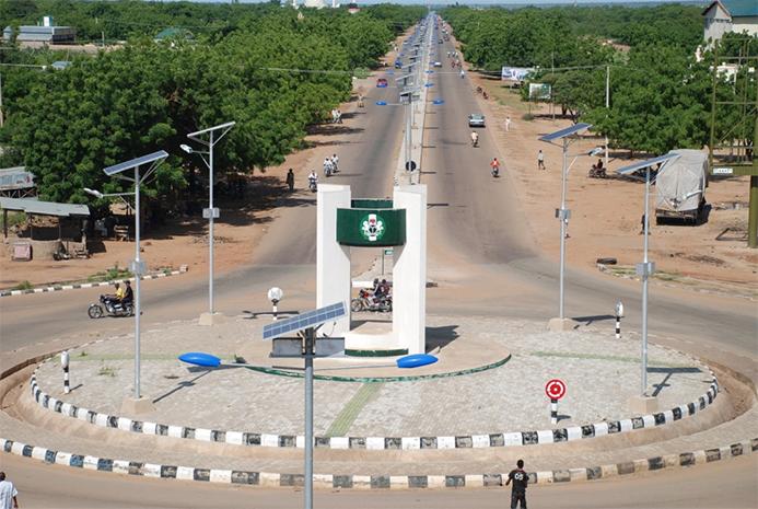 Yobe City Gate