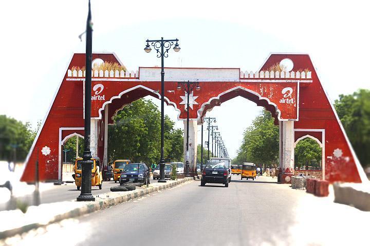 Maiduguri City Gate