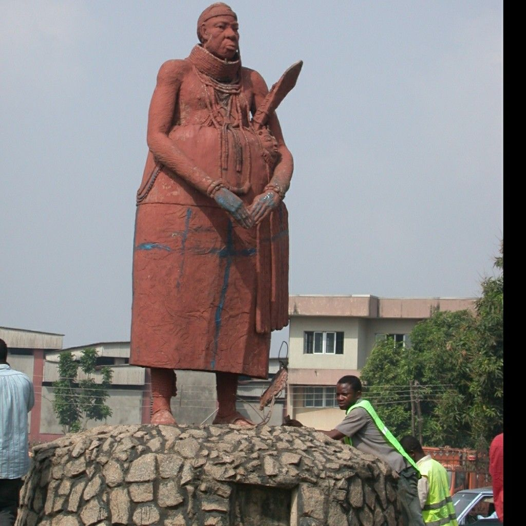 Edo sculpture