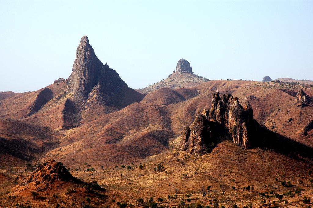 Mandara Mountains