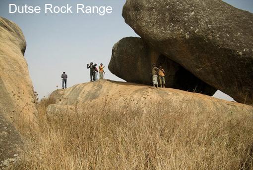Dutse Rock Range