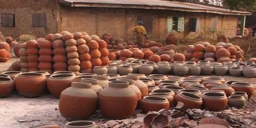 Dada Pottery
