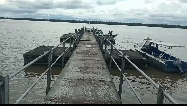 Bridge of No Return, Ikot Abasi