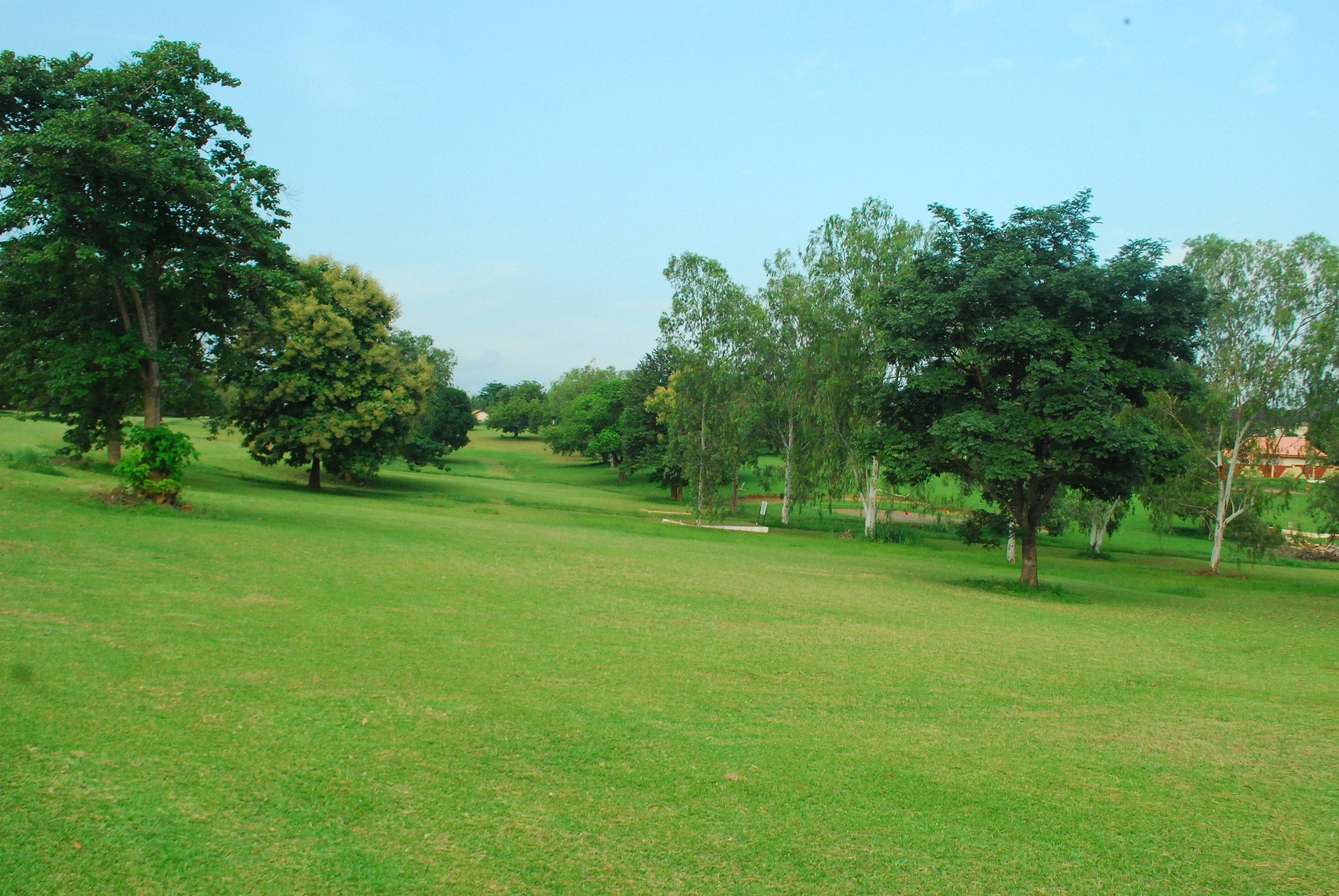 The Abakaliki Golf Course