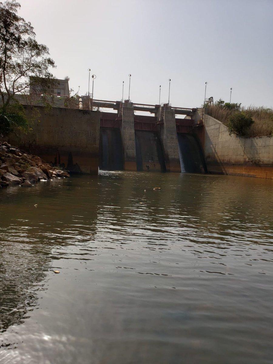 Ero Dam and Lake