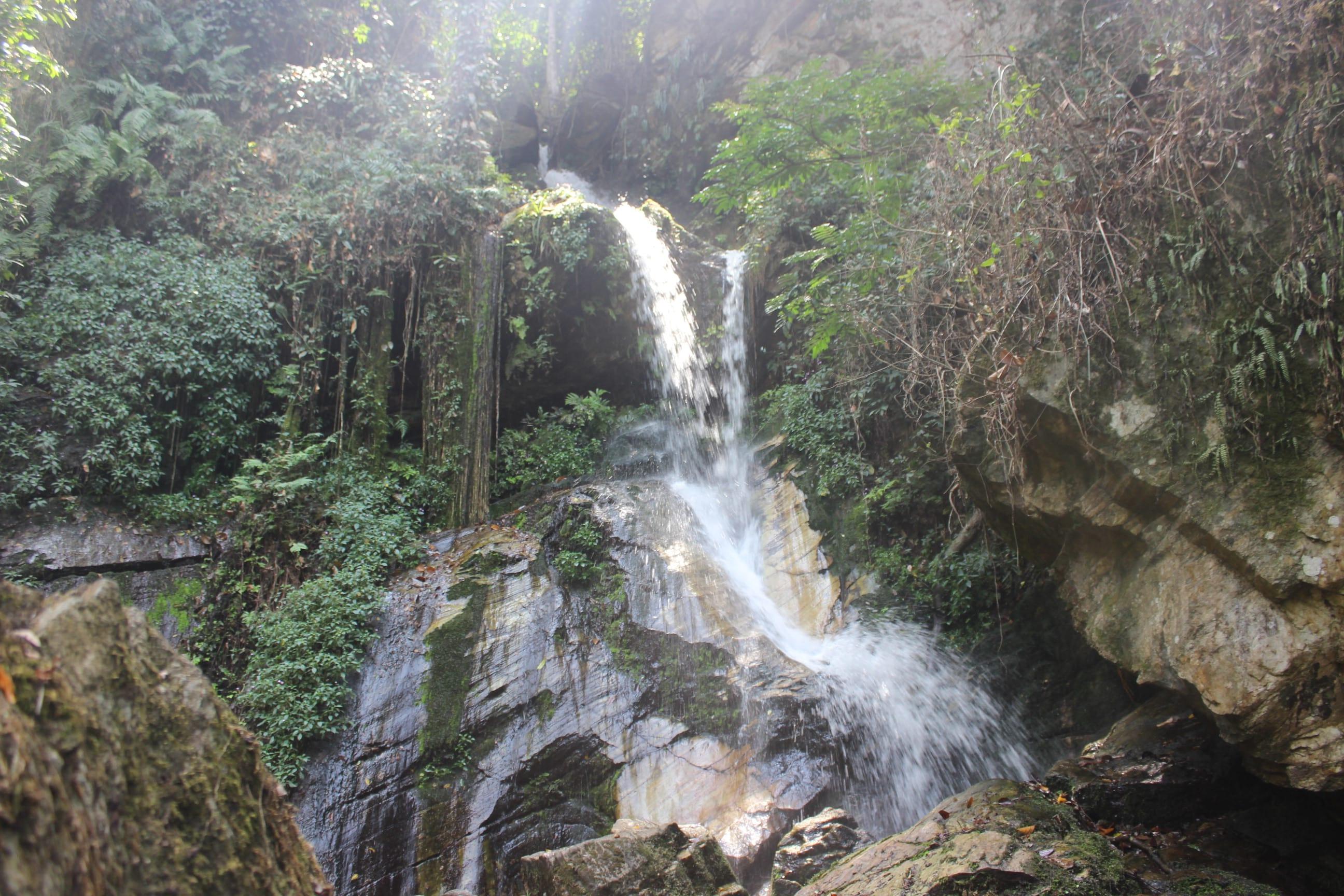Ipole-Iloro Waterfall