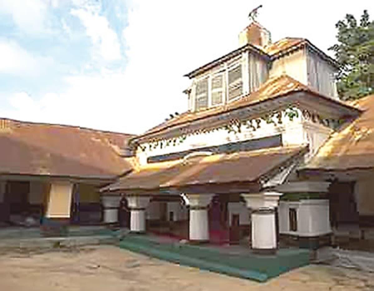 Ewi's Palace, Ado Ekiti